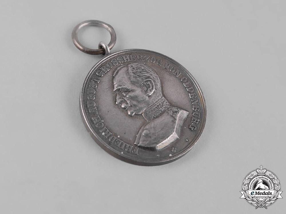 Oldenburg, Grand Duchy. A Medal for Faithful Labour, c.1910