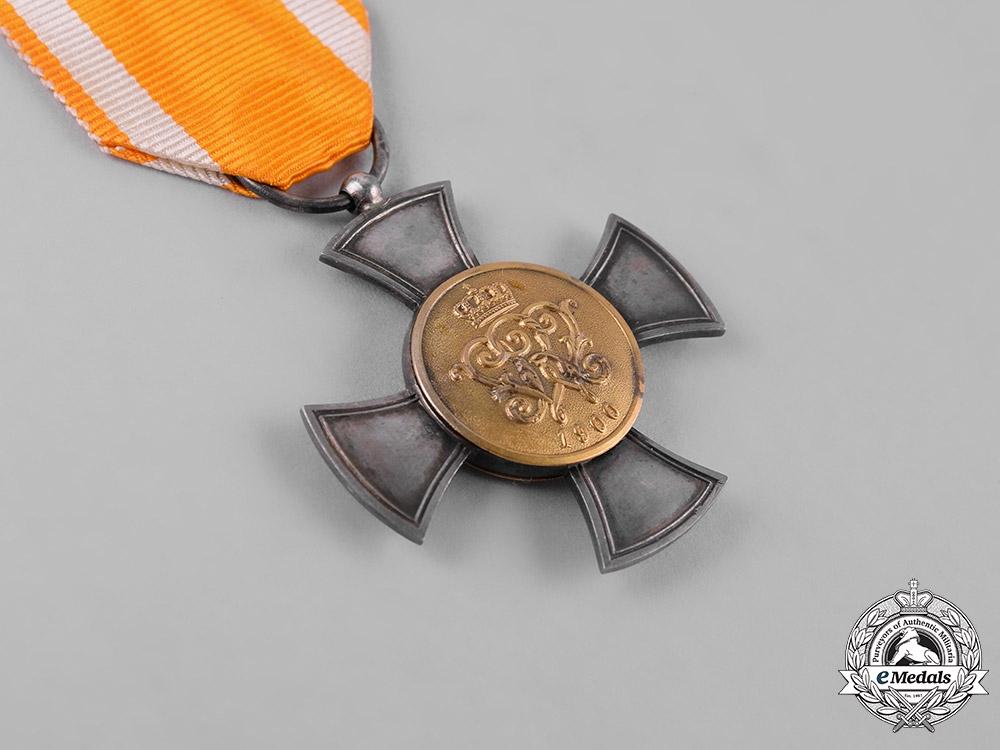 Prussia, Kingdom. A General Honour Cross, c.1910