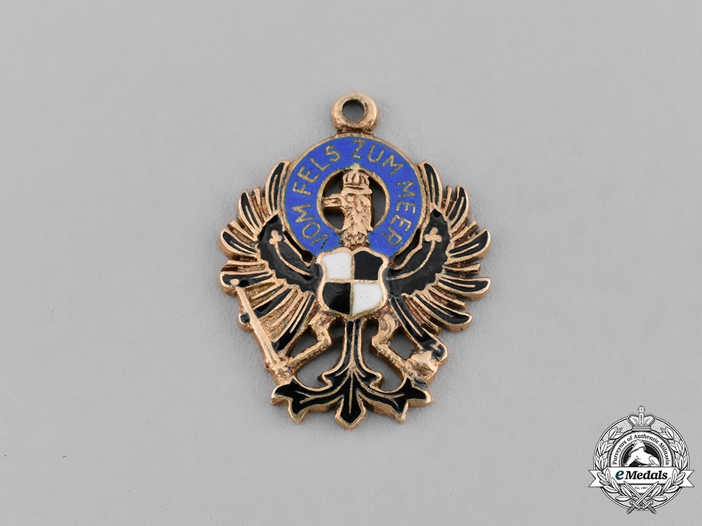 Prussia, Kingdom. A House Order of Hohenzollern, Grand Commander Miniature