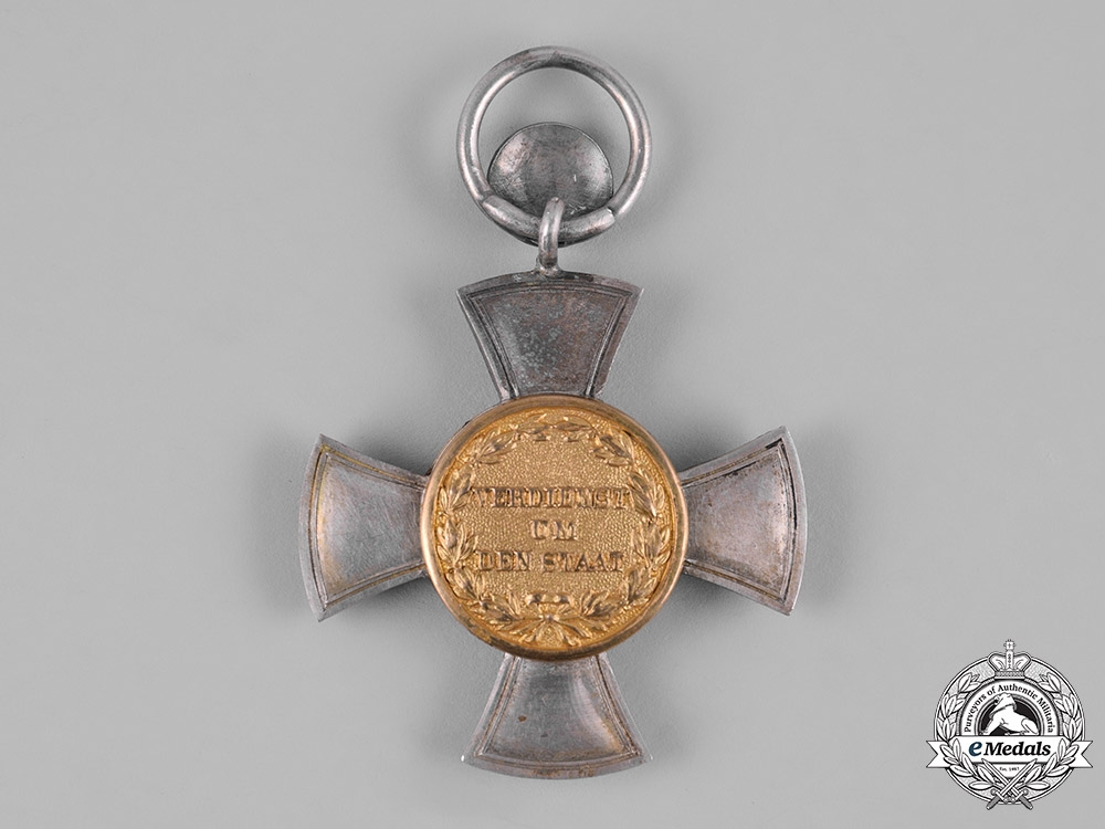 Germany, Imperial. A General Honour Cross with 70 Year Clasp