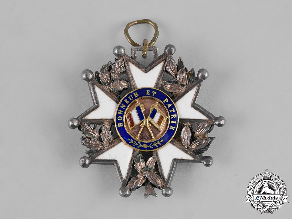 France, III Republic. An Order of the Legion of Honour, Knight, c.1920