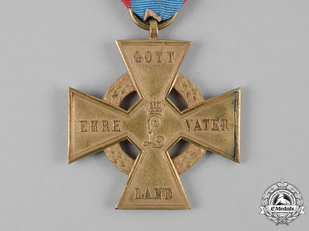 Hesse, Grand Duchy. A Military Merit Cross 1870/71