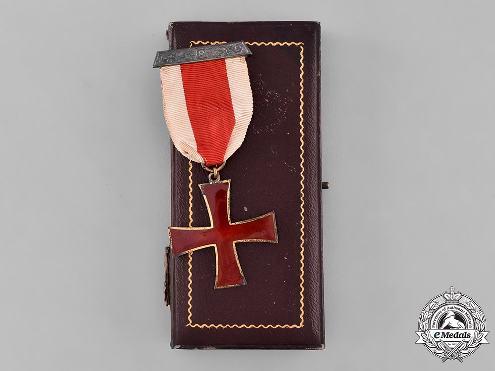 United Kingdom. Order of the Temple in the Baluchistan Preceptory, Knight's Badge