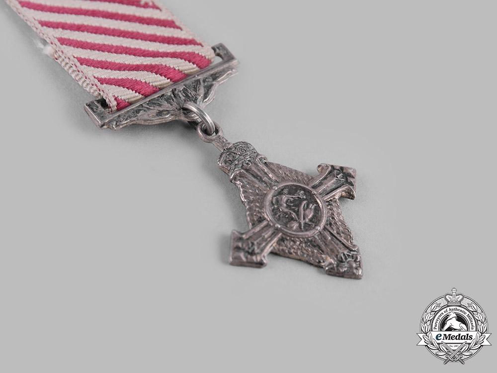 United Kingdom. A First War Air Force Cross, Miniature