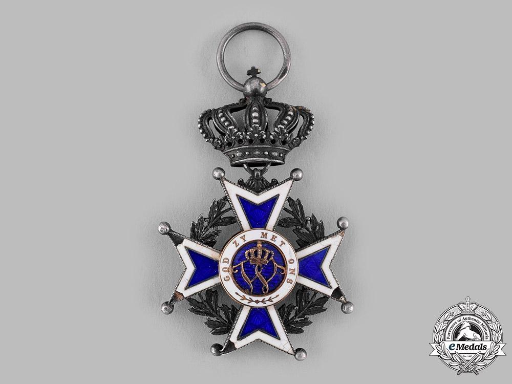 Netherlands, Kingdom. An Order of Orange-Nassau, V Class Knight, c.1920