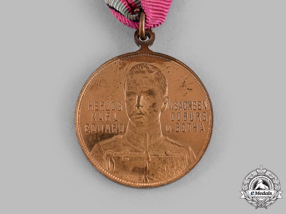 Saxe-Coburg-Gotha, Duchy. A Karl Eduard Medal