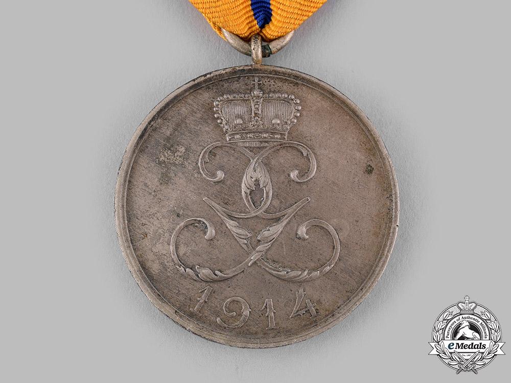 Schwarzburg-Rudolstadt, Principality. A Medal for Merit in War