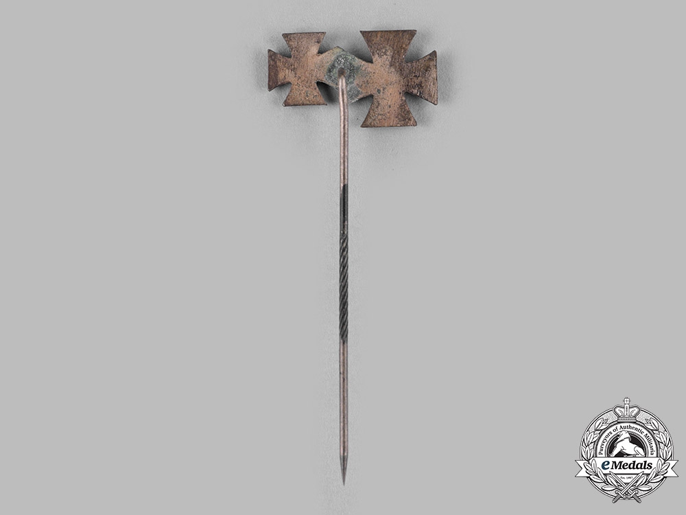 Germany, Wehrmacht. A 1939 Iron Cross Stick Pin