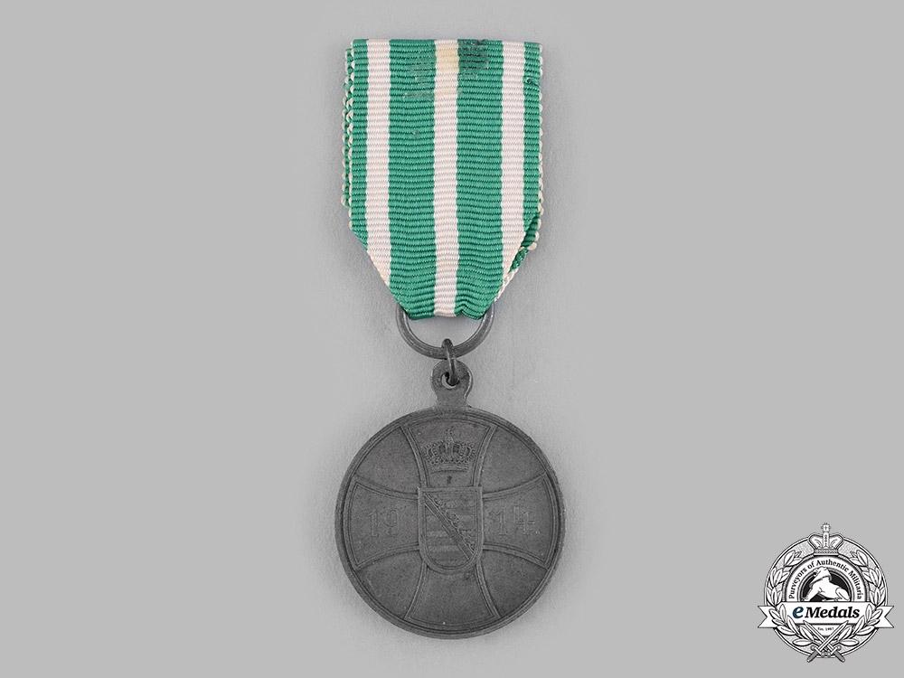 Saxe-Altenburg, Duchy. A Bravery Medal, c.1918