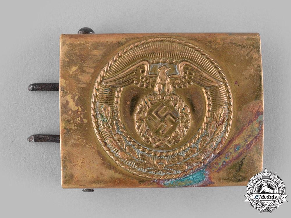 Germany, SA. A Sturmabteilung (SA) EM/NCO's Belt Buckle