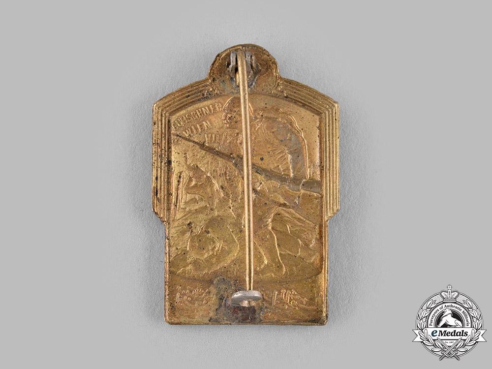 Turkey, Ottoman Empire. A First War Ottoman Cap Badge by Gurschner
