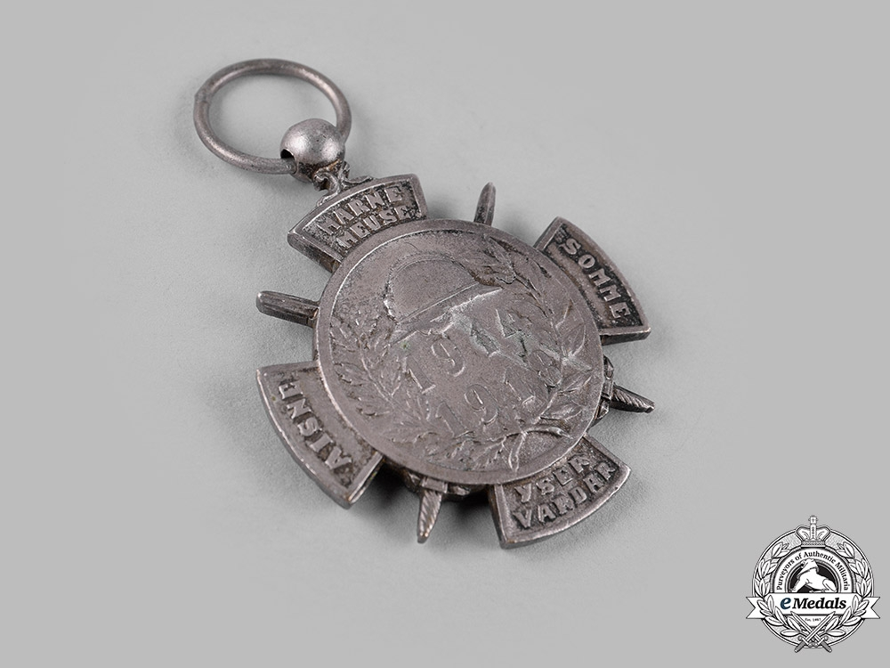 France, III Republic. A Veteran's Commemorative Medal 1914-1918