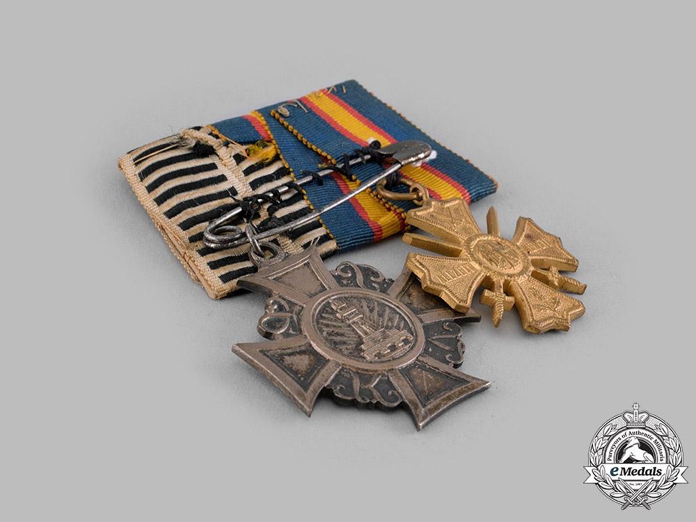 Germany, Weimar Republic. A Medal Bar, JNF. Rgt. 130