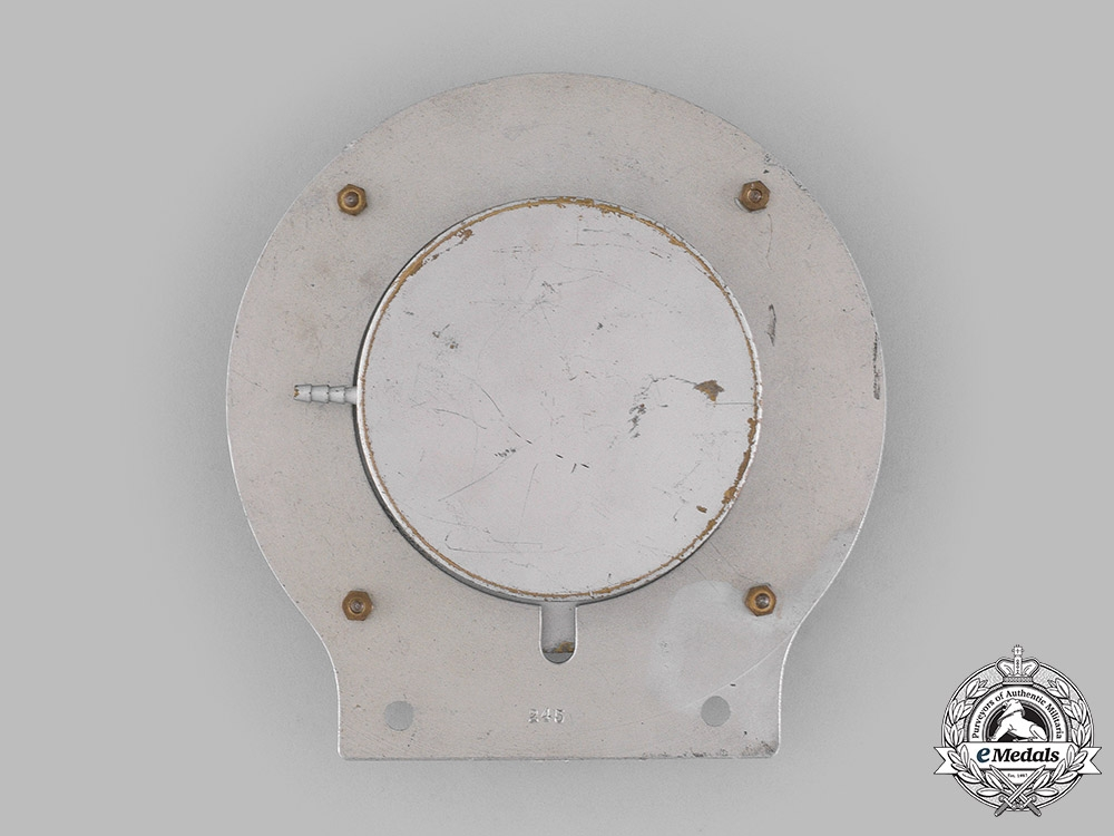 Germany, Luftwaffe. A Rare Barometer by Rudolf Fuess