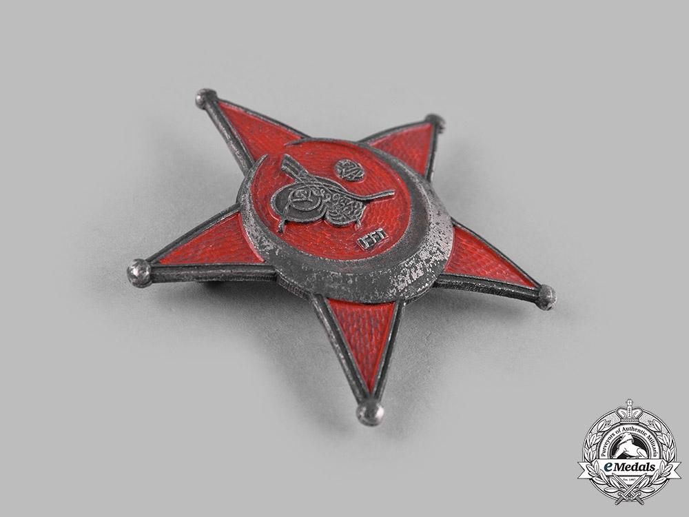 Turkey, Ottoman Empire. A War Medal (AKA Galipoli Star), c.1917