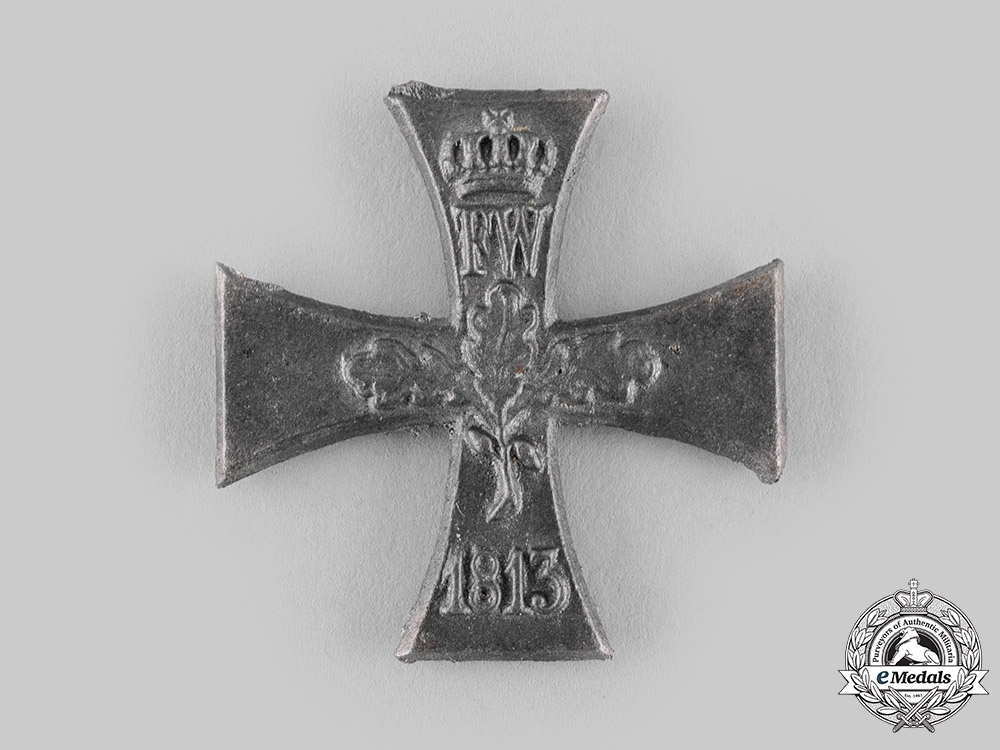 Prussia, Kingdom. A Core for an 1870 Iron Cross