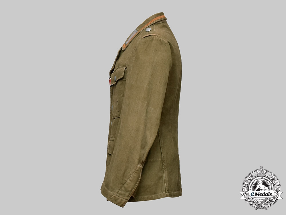 Germany, Heer. A Tropical M41 Field Tunic
