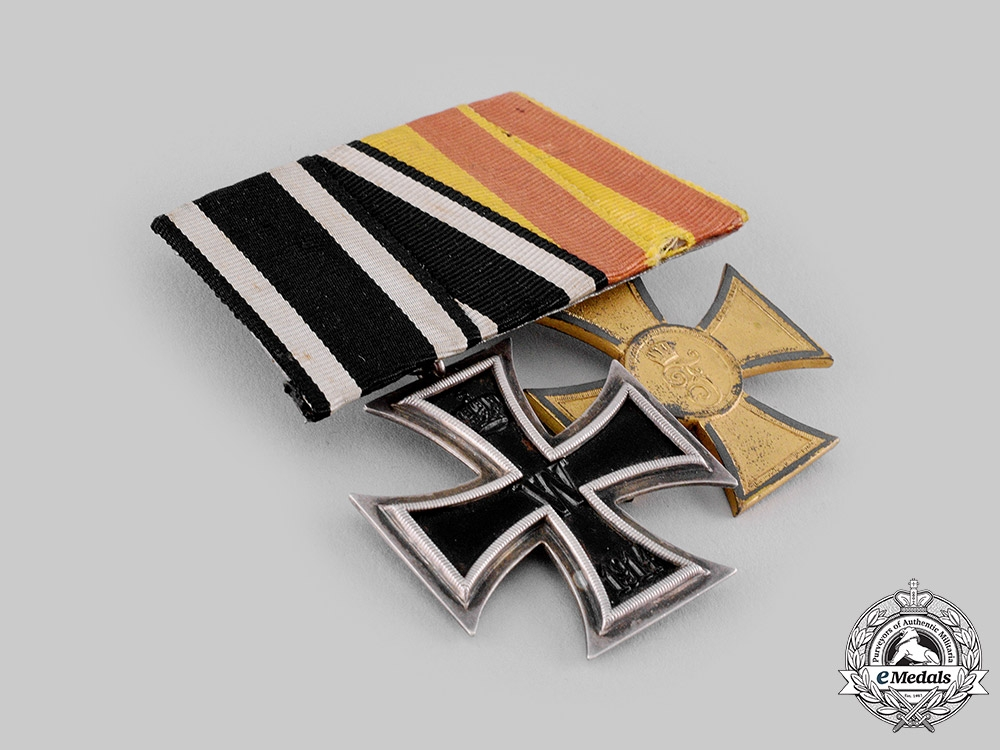 Germany, Imperial. A Medal Bar