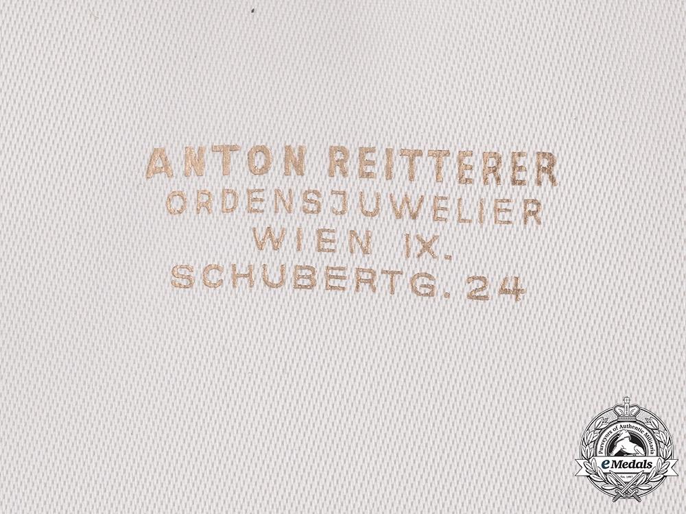 Austria, Republic. An Honour Badge for Merit of the Republic of Austria, Grand Cross Case, c.1955