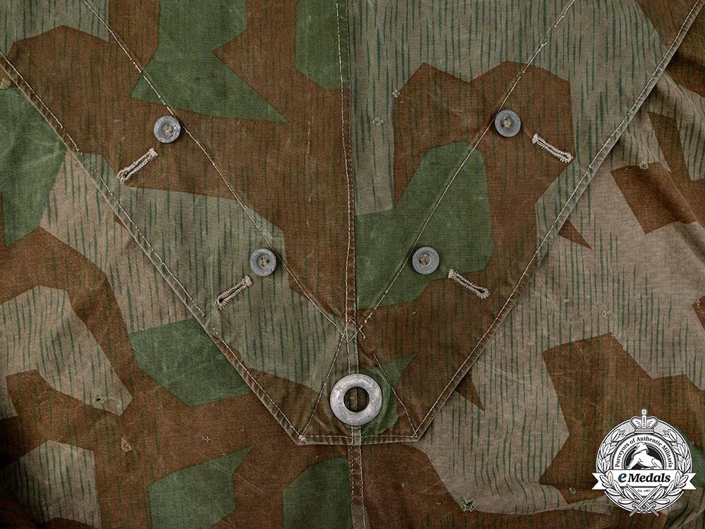 Germany, Wehrmacht. A Splinter Pattern Camouflage Zeltbahn