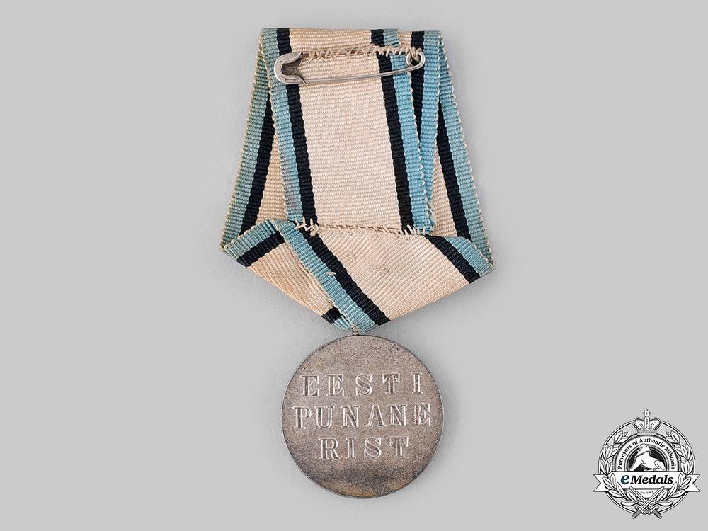 Estonia, Republic. A Red Cross Medal