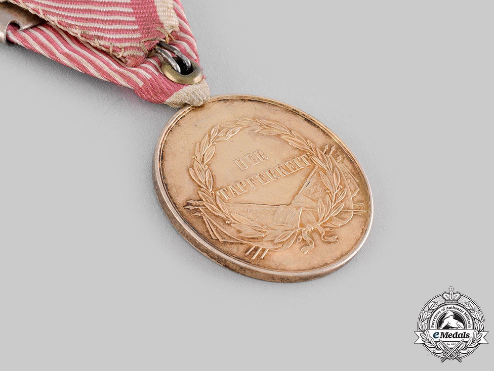 Austria, Empire. A Gold Bravery Medal, Second Award, c.1916