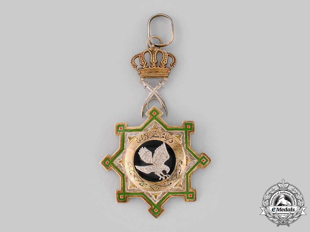 Iraq, Kingdom. An Air Force Decoration c.1950