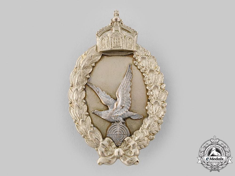 Germany, Luftstreitkräfte. A Prussian Air Gunner Badge, by Paul Meybauer