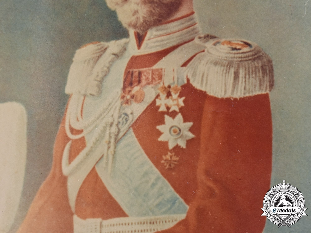 Russia, Imperial. A Lot of Five Tsar NIcholas II Romanov Photographs