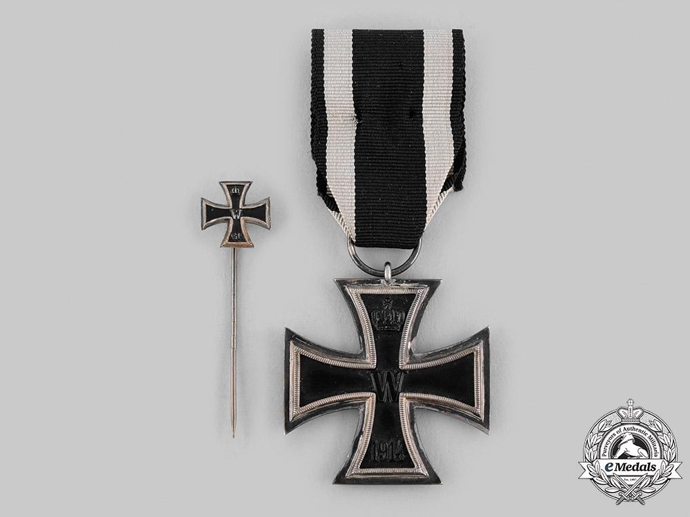 Prussia. An Iron Cross, II Class, c.1916