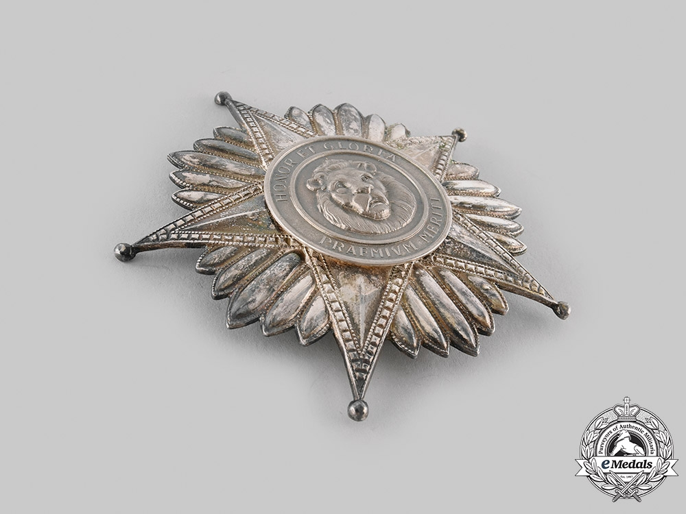 Paraguay, Republic. A National Order of Merit, Grand Cross with Case, by Rejala, c.1970