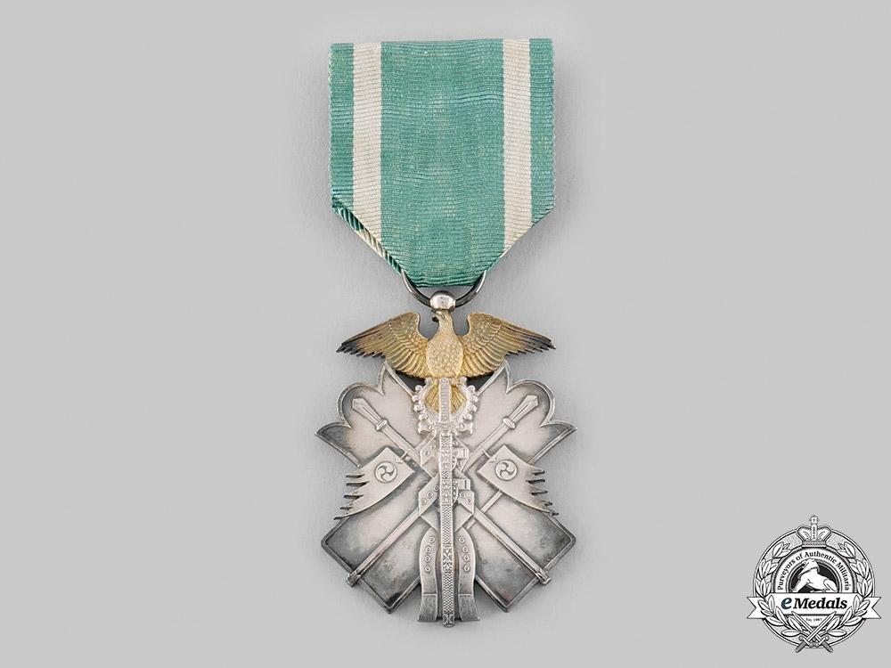 Japan, Empire. An Order of the Golden Kite, VII Class, c.1930