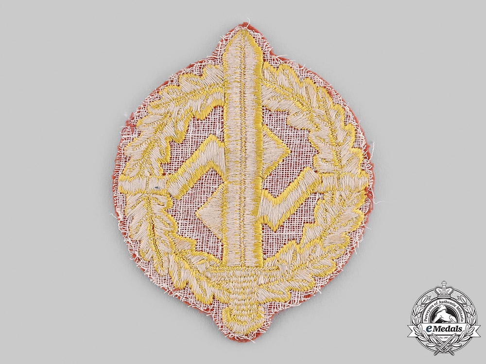 Germany, SA. A SA Military Defence Badge Insignia