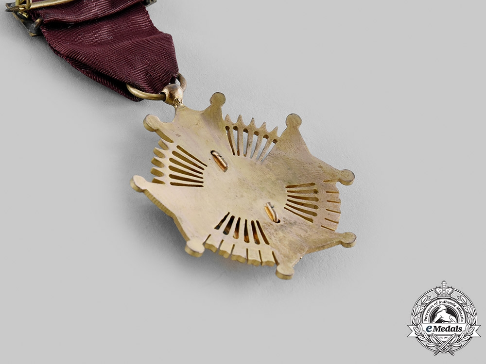 Spain, Franco. An Order of Cisneros, Knight, c.1950