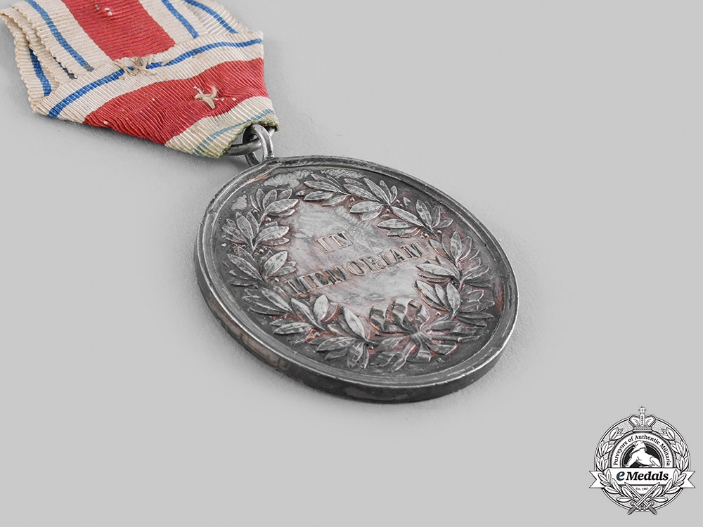 Hesse. A Silver Alice Memorial Medal