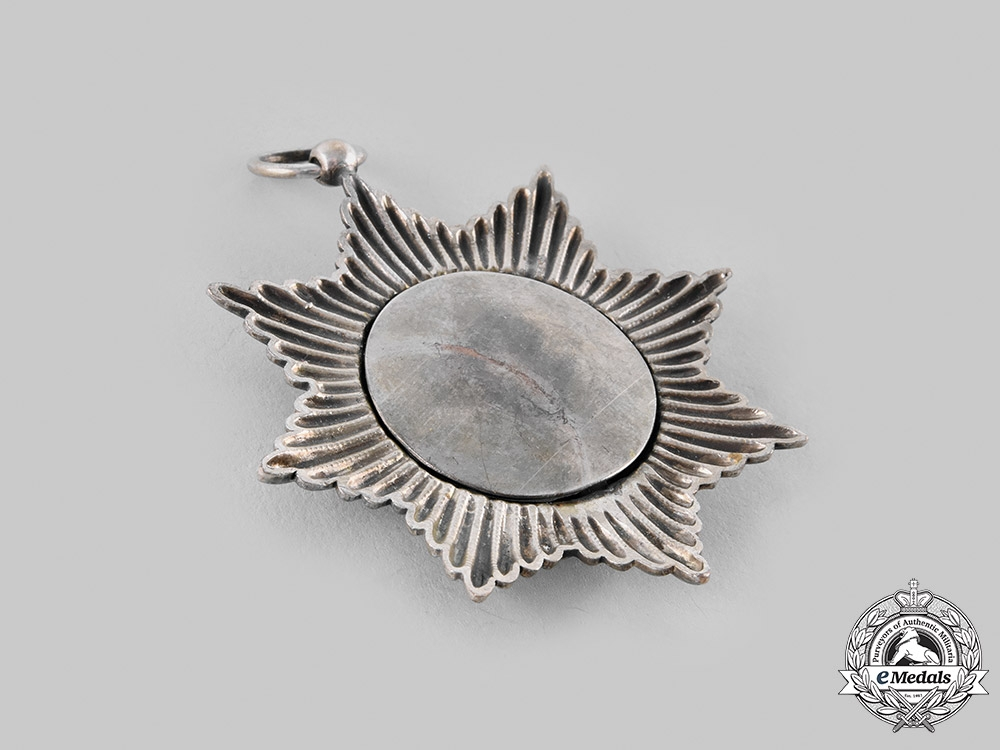 Iran, Kingdom. An Order of the Lion and Sun, Knight, c. 1920