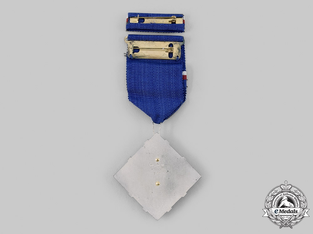 Czechoslovakia, Socialist Republic. An Order of the Republic with Case, c.1955