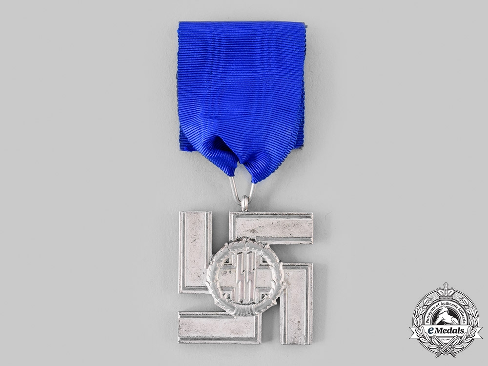 Germany, SS. A Long Service Award, II Class for 12 Years
