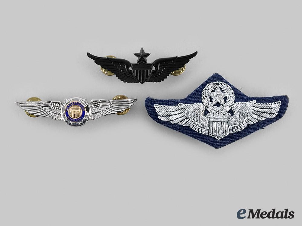 United States. Three Wings