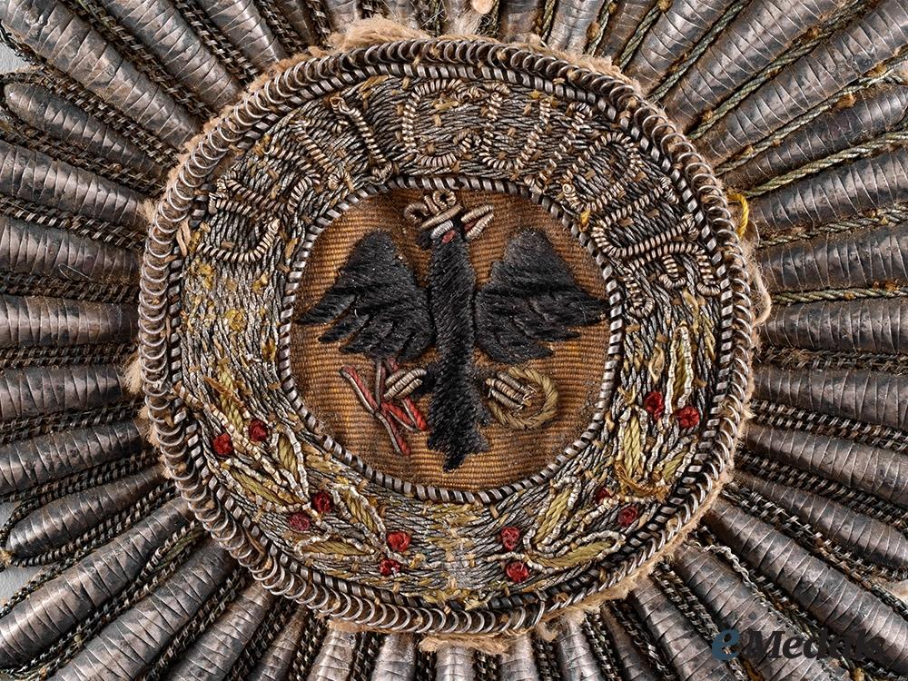 Prussia, State. A High Order of the Black Eagle, Schabrackenstern Grand Cross Star