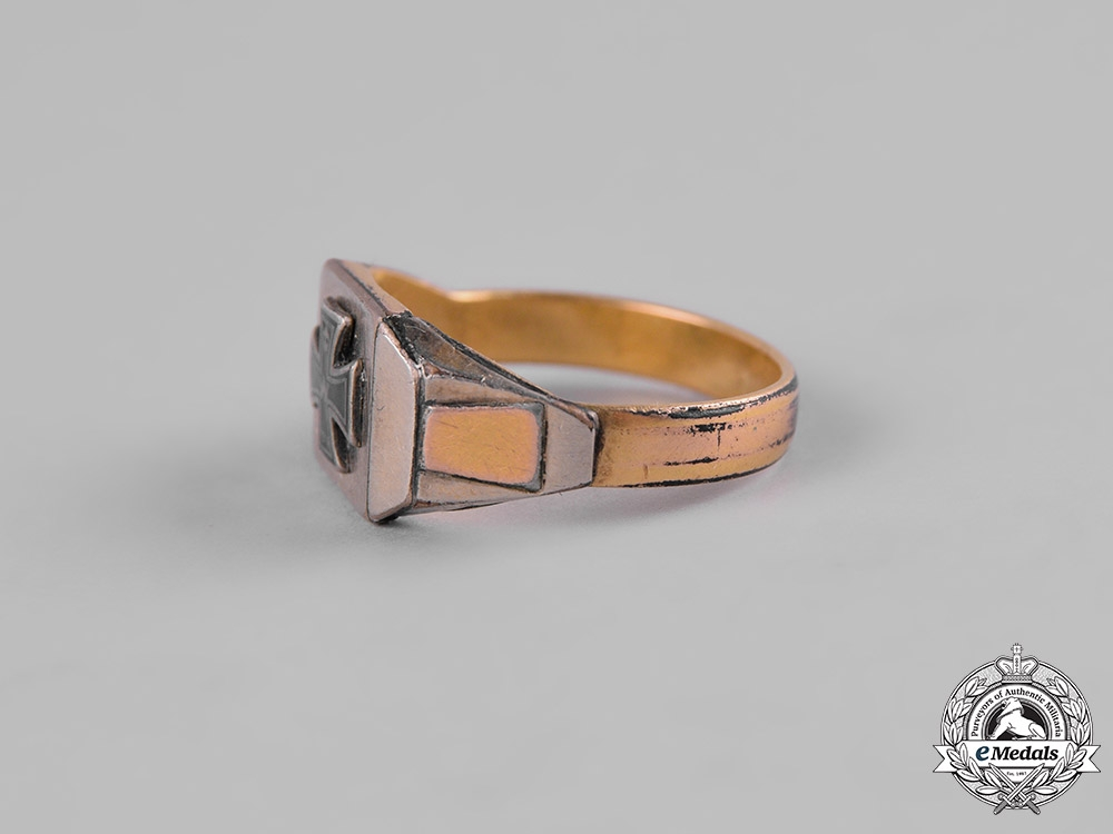 Germany, Imperial. A First War Commemorative Ring