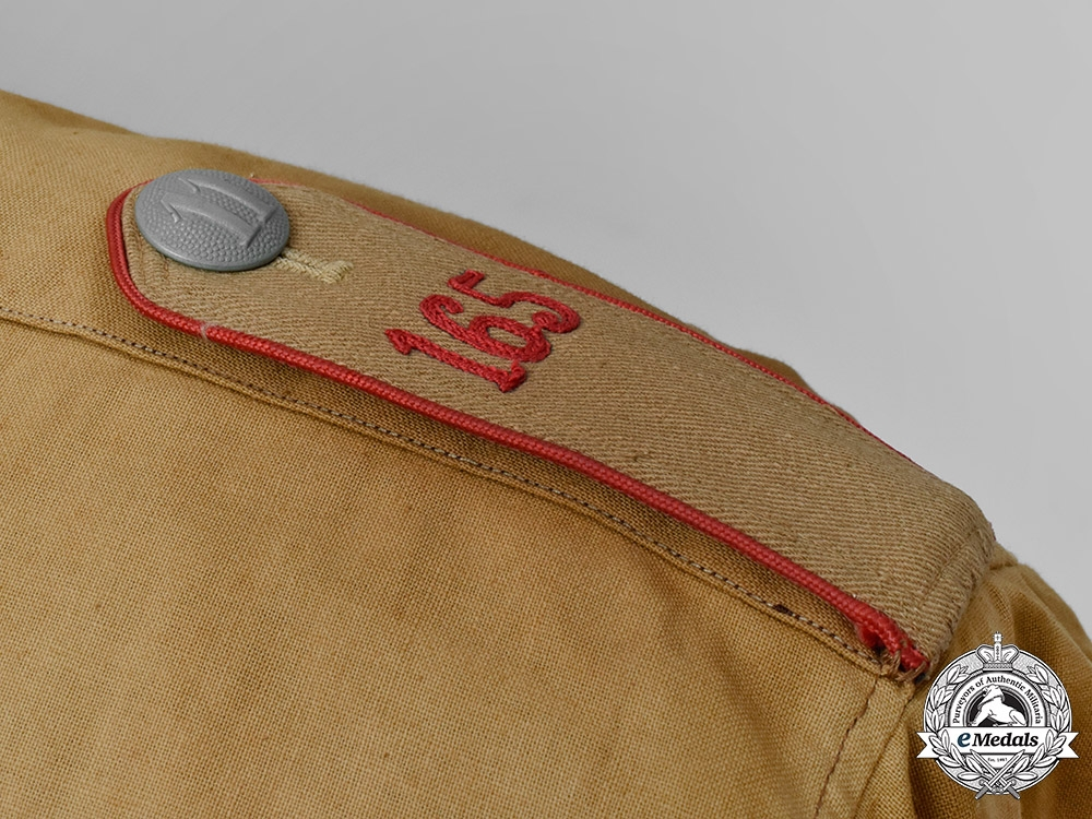 Germany, HJ. A HJ Service Shirt, c.1939