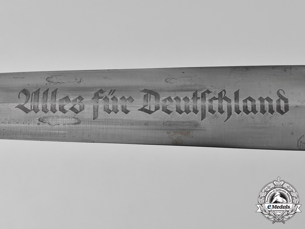 Germany, SA. A Sturmabteilung (SA) Dagger, by Tigerwerk Lauterjung & Co.