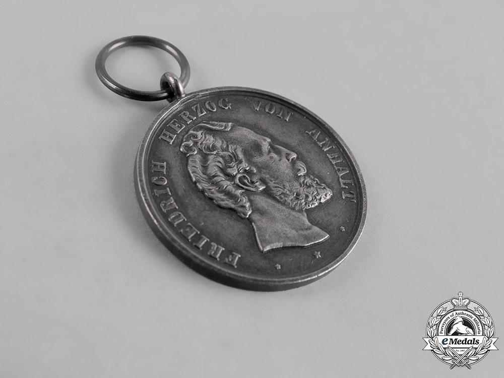 Anhalt, Duchy. A Work Medal