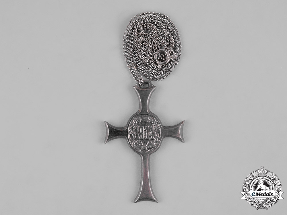 Anhalt, Duchy. A 1914 Nurse Cross