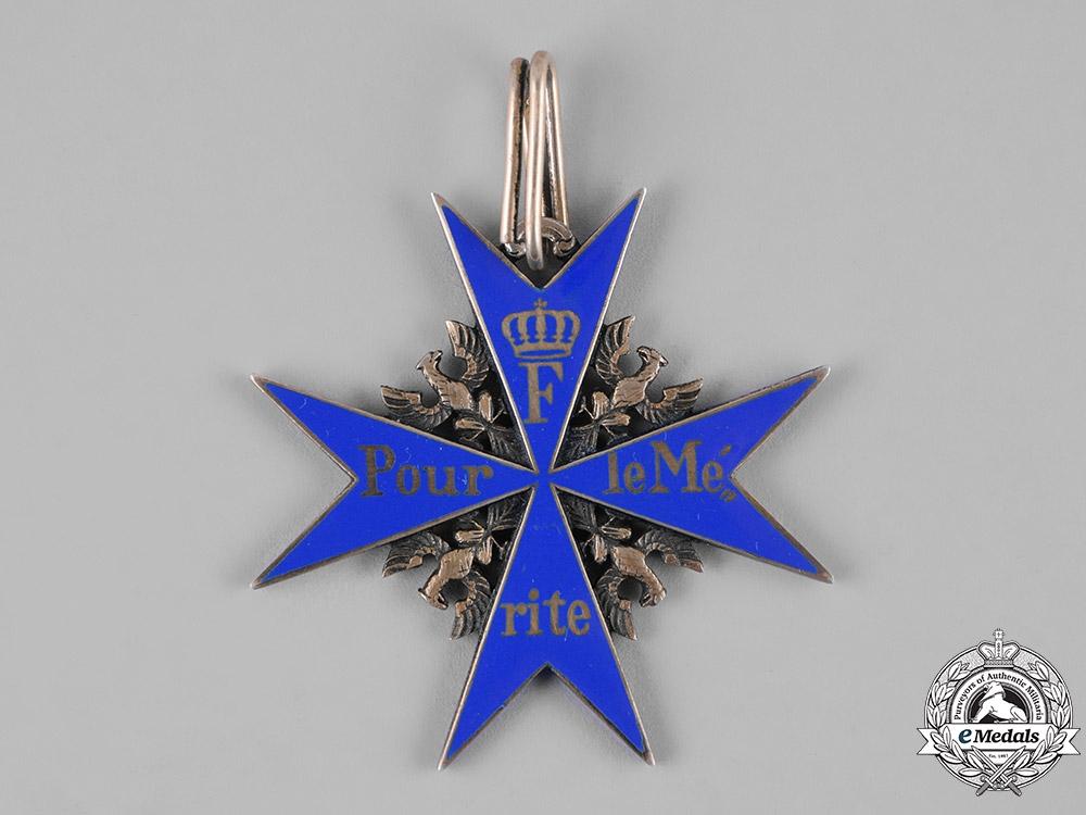Prussia, Kingdom. A Pour le Mérite, by J. H. Werner, c.1916