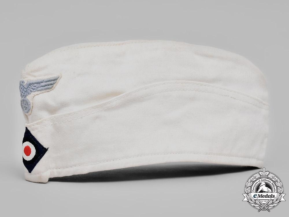 Germany, Kriegsmarine. A White Garrison Cap