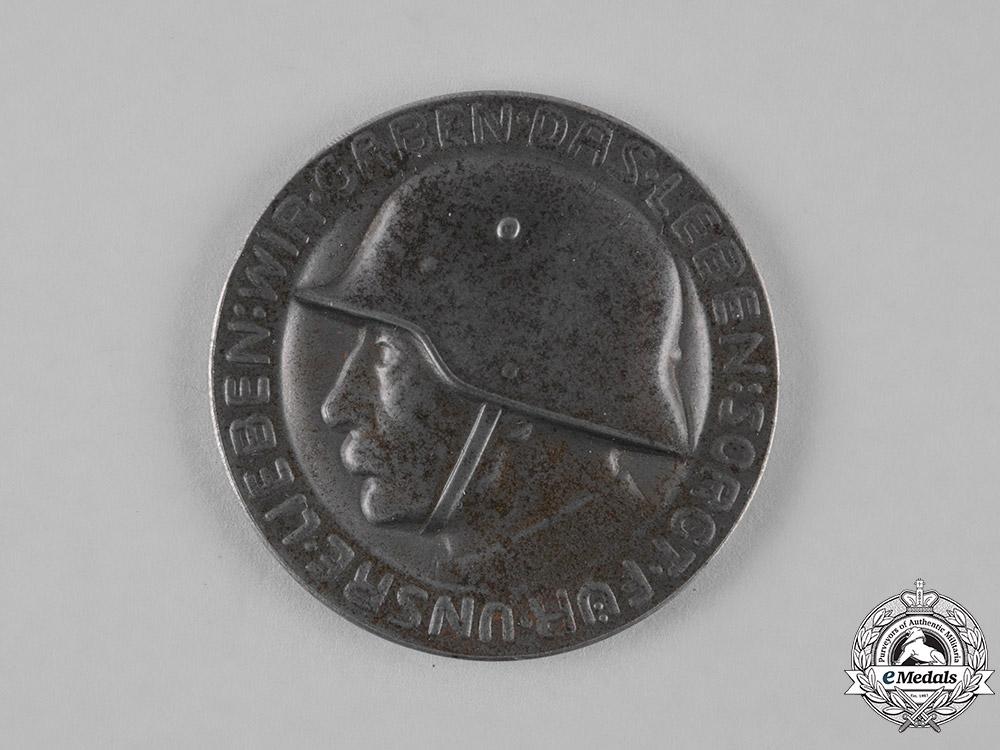 Baden, Grand Duchy. A Badischer Heimatdank Medal