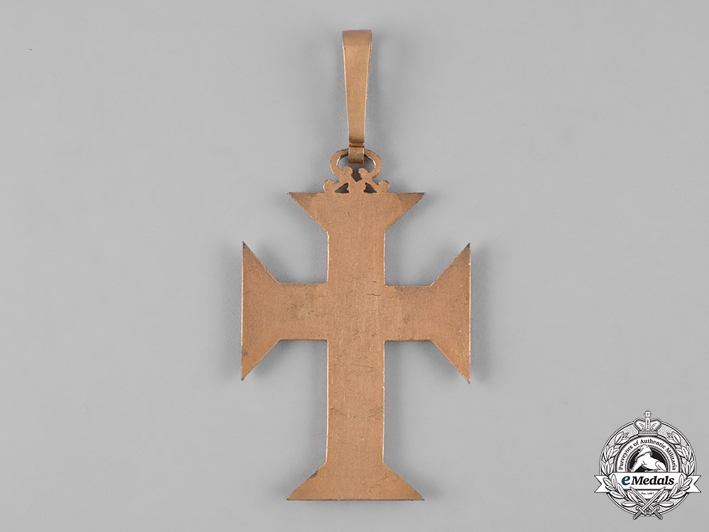 Portugal, Republic. A Military Order of Christ, Grand Cross Badge, c.1920