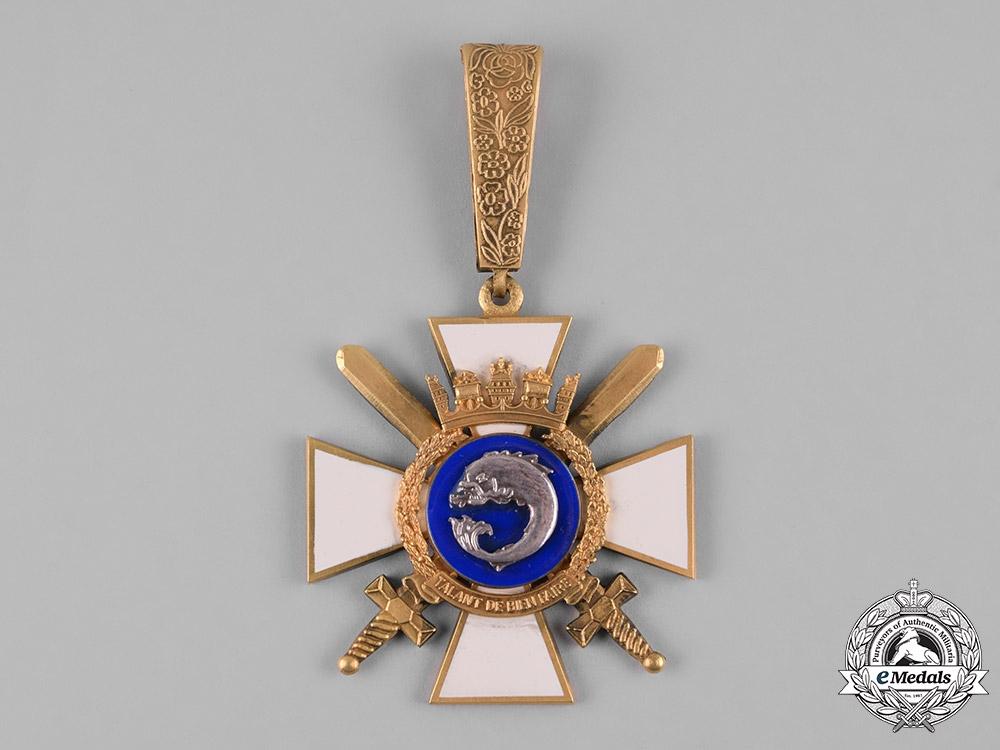 Portugal, Republic. An Order of Naval Merit, Commander